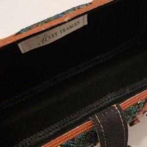 Mary Frances Bags - Mary Frances Multi-color clutch